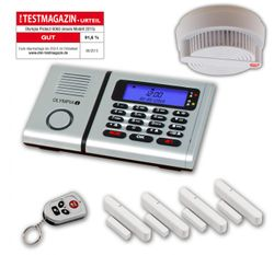 OLYMPIA Wireless alarm system 6060