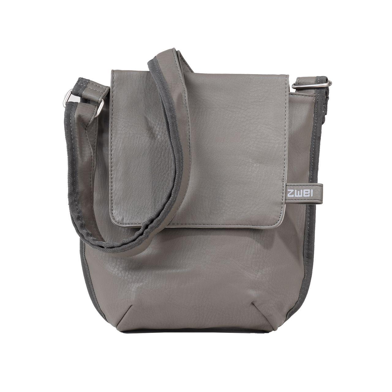 Zwei Taschen Shopper S5 grey