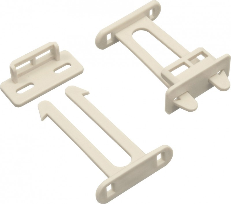 H+H Double Pronged Latches BS 811