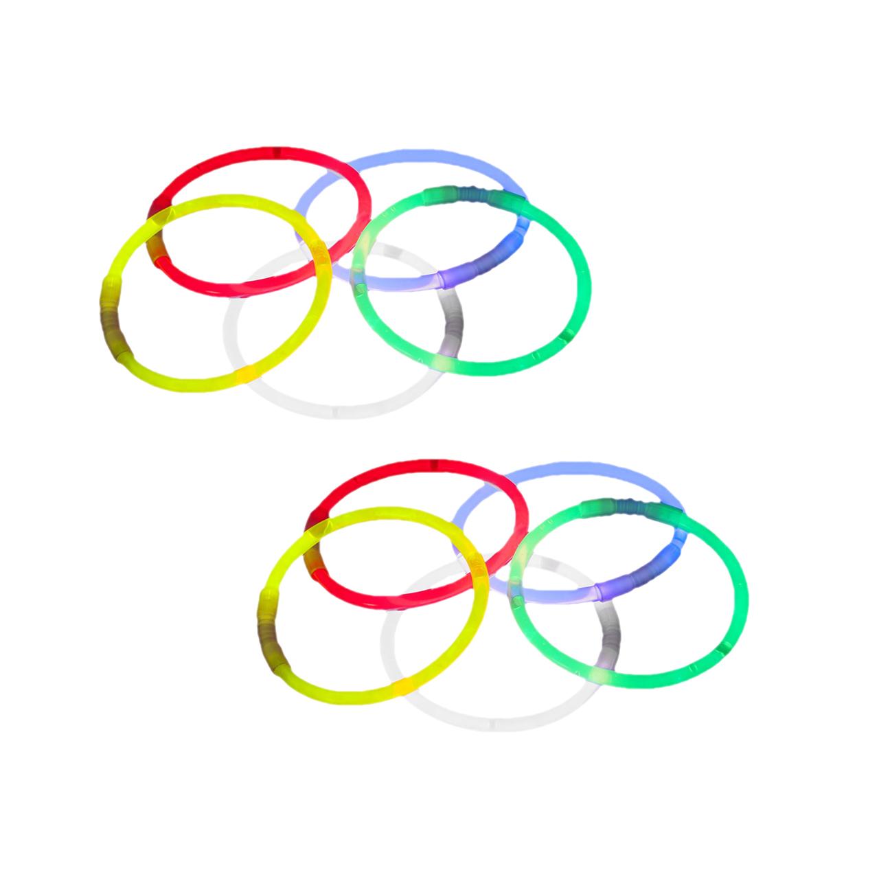 Paquet de 10 batons de 5 couleurs H+H FLS 30221