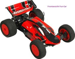 FUN2GET Mini Stunt Car Highspeed R/C Car