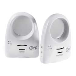 Digital Babyphone MBF 1313 with Night Light and Melodies to Fall Asleep 300 m Range