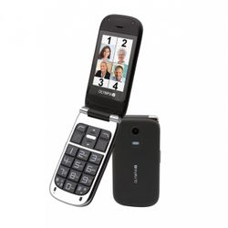 OLYMPIA BECCO Plus Mobile Phone Black