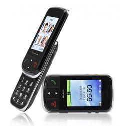 OLYMPIA Brio Touch Premium Komfort Slider Senioren Mobiltelefon