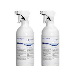 2 Stück SPABALANCER Clean & Refresh, 0,5 L