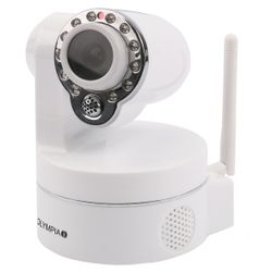 IP Caméra Olympia Protect IC 720 pour tous Modèles de système d'alarme : 60xx 90xx Serie 0 P