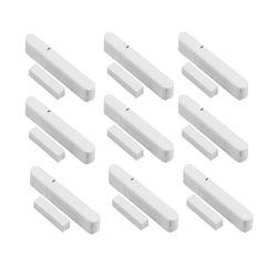9 Stück OLYMPIA Tür-/ Fensterkontakte für Alarmanlagen Protect Serie 6571 60xx 90xx