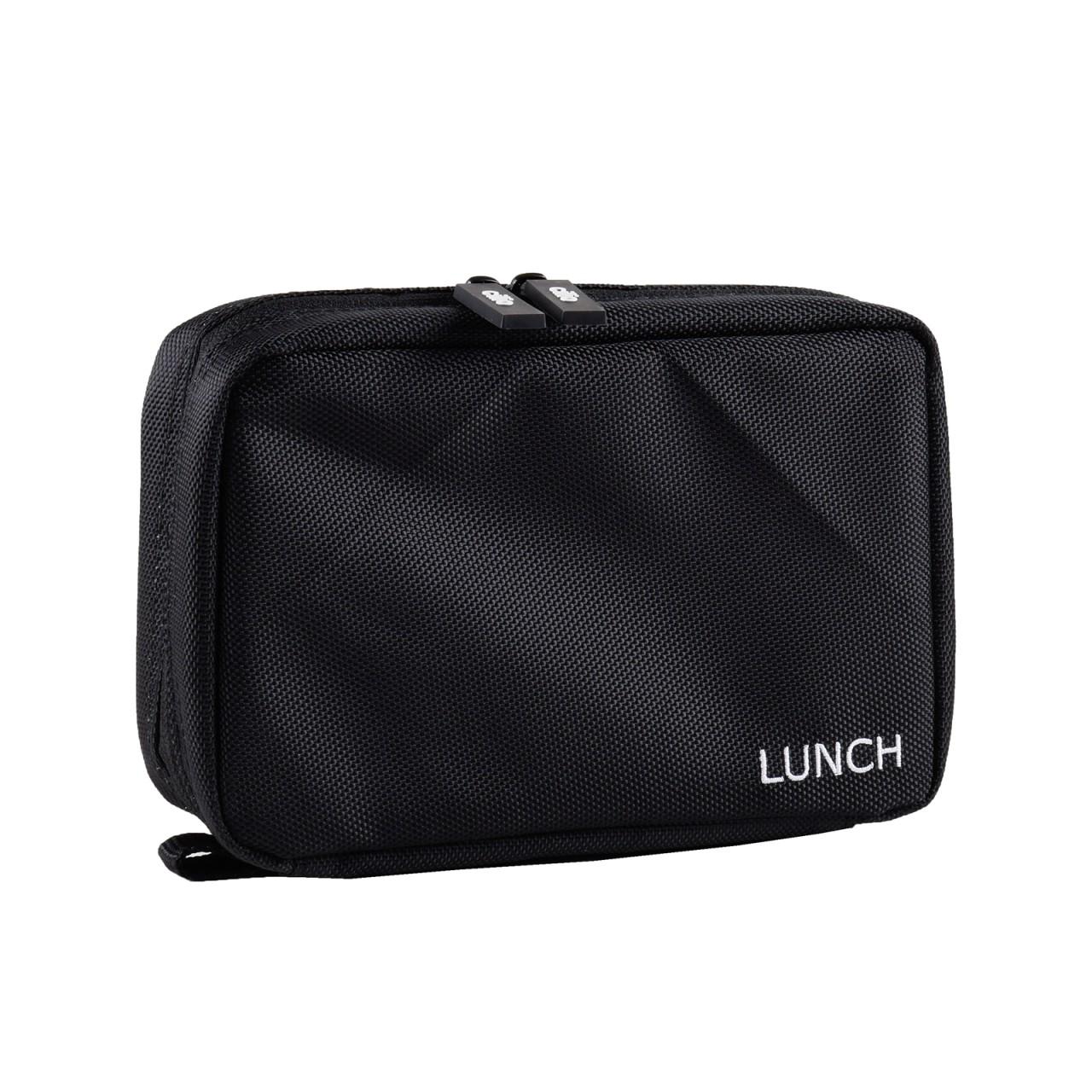 CILIO Dolomiti Lunch-Pocket Isoliertasche, Schwarz