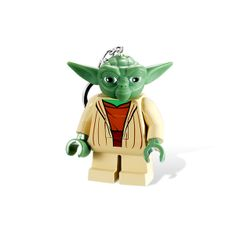 LEGO Star Wars Yoda Mini Figurine with LED Lite