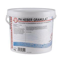 ALWARIN Schwimmbadpflege PH Heber Granulat, 3 kg