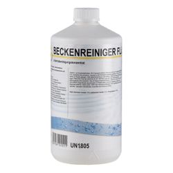 Pool Cleaner in liquid form for Limescale, Crust, Algae and Rust