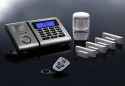 OLYMPIA Wireless alarm system 6061