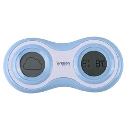 OREGON SCIENTIFIC  Wetterstation BA 169 Design weiss/blau