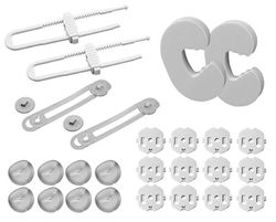 H + H BS 878 Child safety set, 26 pieces