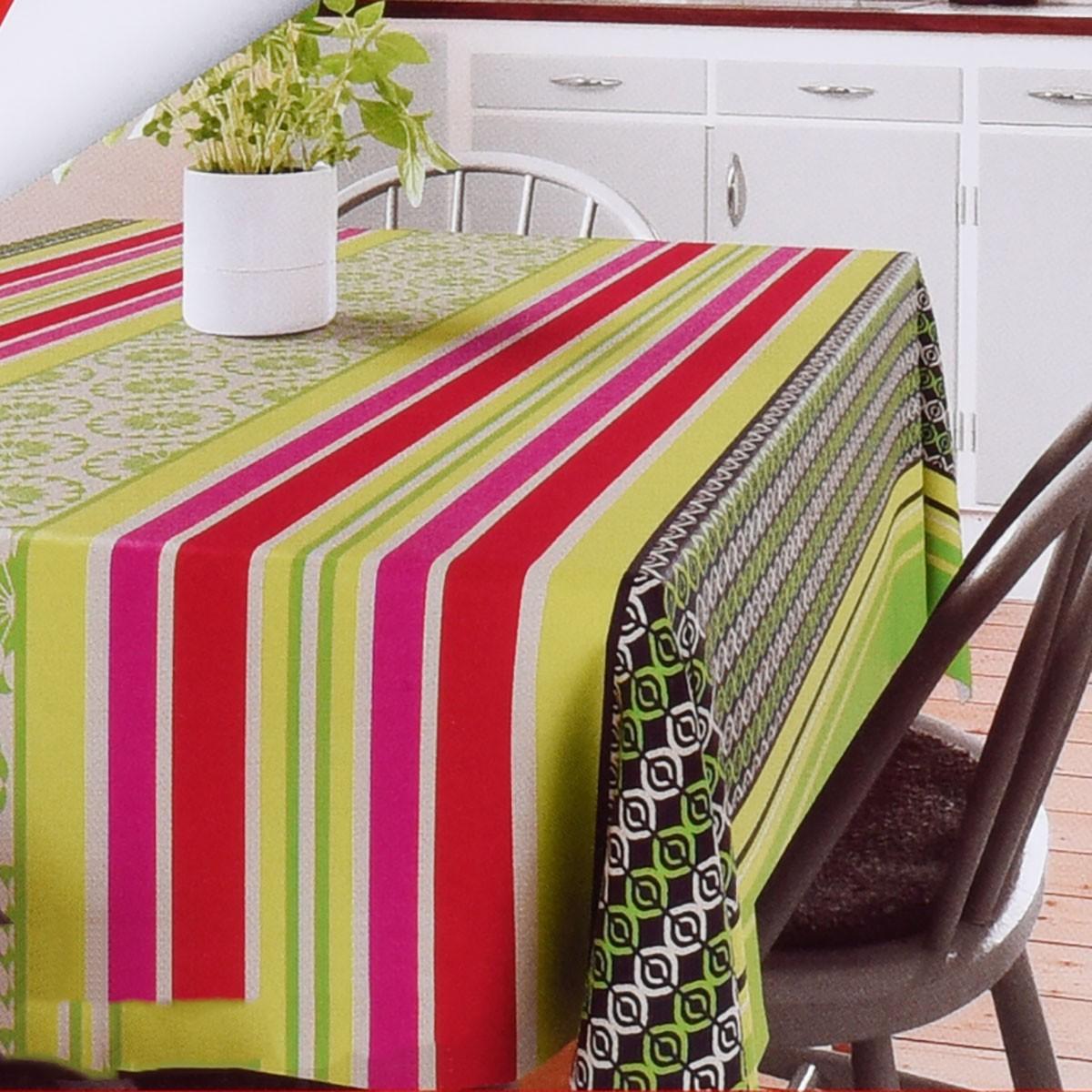 d c fix garten outdoor tischdecke amelle abwaschbar verschiedene ma e. Black Bedroom Furniture Sets. Home Design Ideas