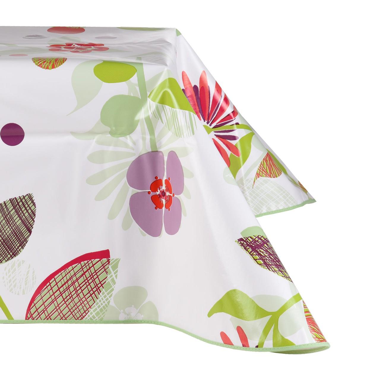 Garten outdoor tischdecke denise abwaschbar verschiedene - Tischdecke outdoor ...