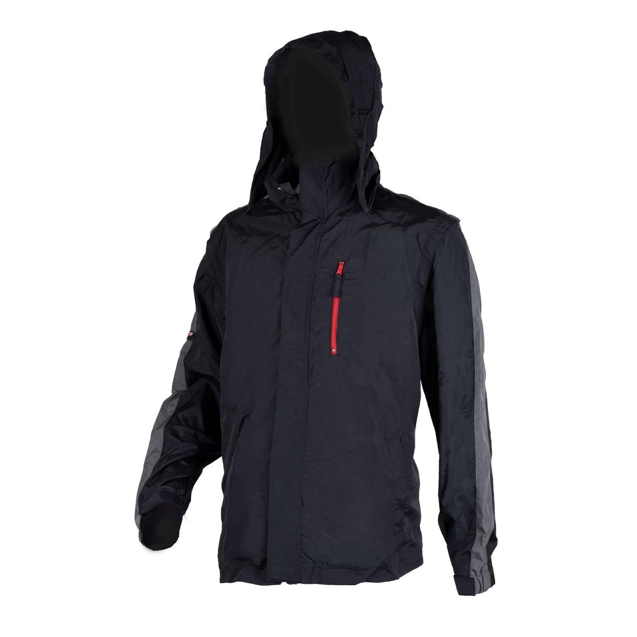 Moderne Herren Trekking Jacke mit UV Schutz