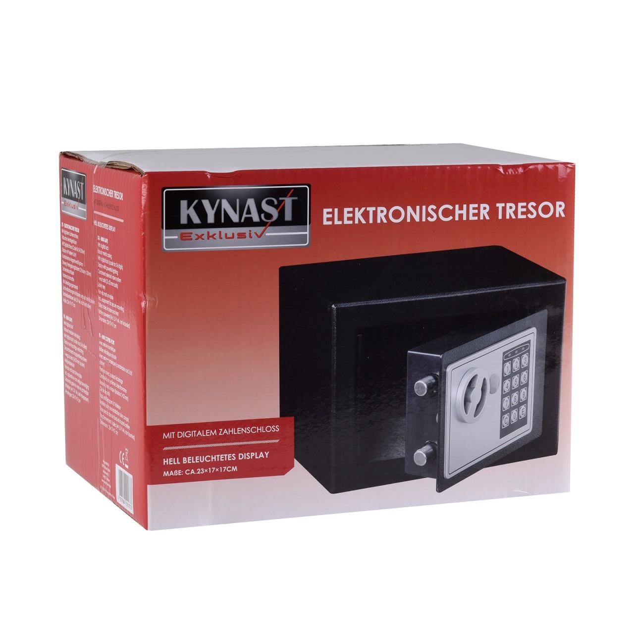 elektronischer tresor mit digitalem zahlenschloss minisafe elektronischer safe ebay. Black Bedroom Furniture Sets. Home Design Ideas