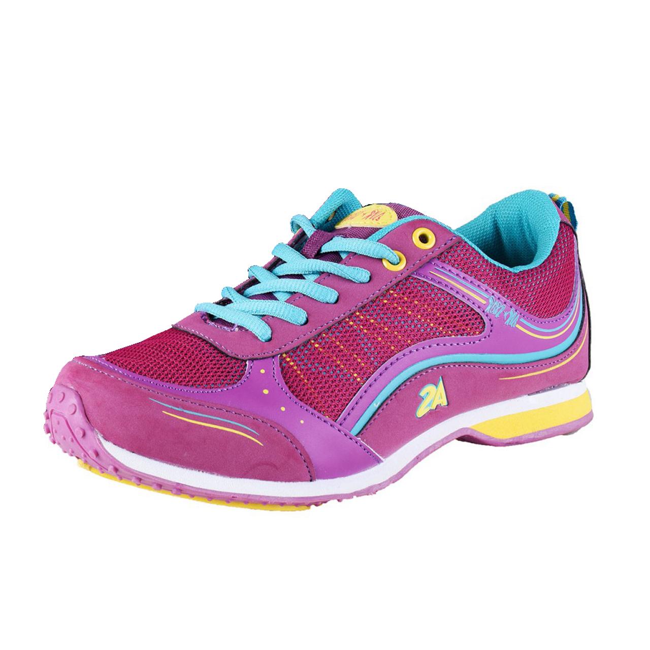 AIR STAR Damen Sneaker, Violett/Multi