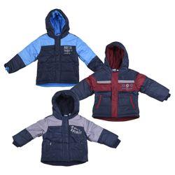 Jungen Winterjacke Wasser- und Schmutzabweisend in verschiedenen Designs