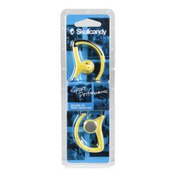 SKULLCANDY Chops Yellow Earphones In-Ear with Supreme Sound