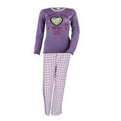 Women Longsleeve Pyjama Sweet Home