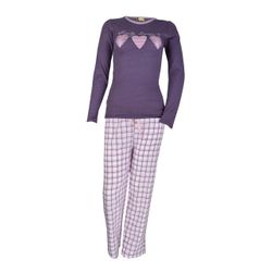 Damen Langarm Pyjama Lovely Dream