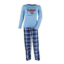 Damen Langarm Pyjama Mirabelles