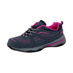Women Functional Training Shoe in black/pink