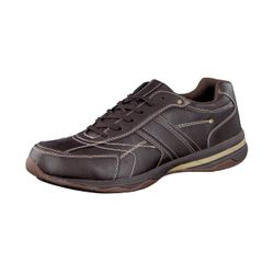 Wellness Comfort Men Functional Trainers in Darkbrown