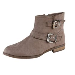 Lisanne Comfort + Bottines marron