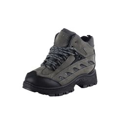 TREKK STAR Damen Trekking Boots, Grau