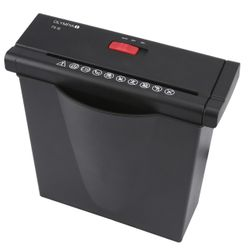 Olympia PS 36 Document Shredder in black