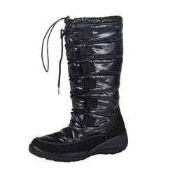 Lisanne Comfort+ Women Thermo Boots black