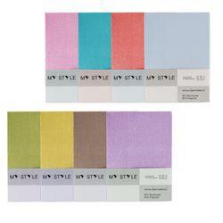 MYSTYLE Jersey Spannbettlaken 100x200 cm, verschiedene Farben