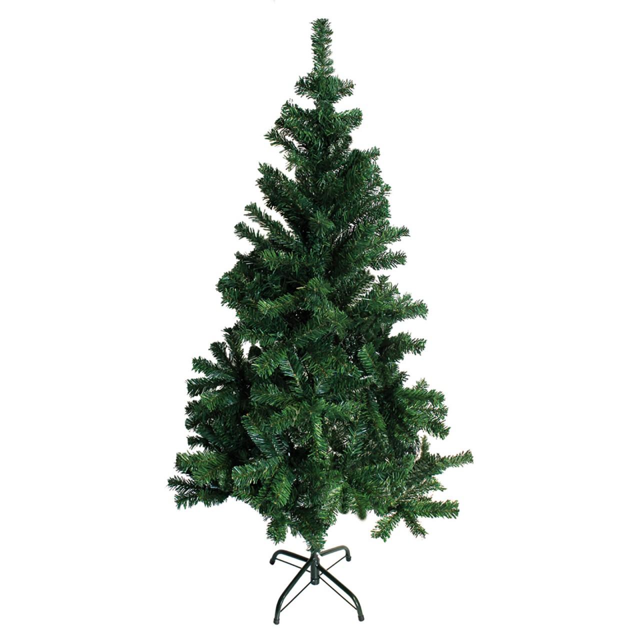 Künstlich Weihnachtsbaum.Lex Künstlicher Weihnachtsbaum Inkl Ständer Farbe Grün 120 Cm