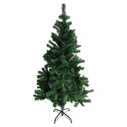 Artificial Christmas Tree with stand, green, 120 cm