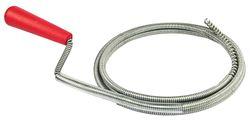 instamaxx Rohr - Reinigungswelle 6 mm x 1,5 m ,mit Kurbel