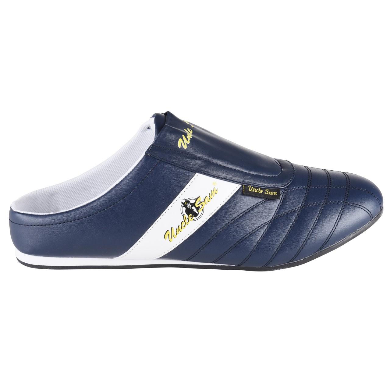 Uncle Sam Herren Fashion Sabots in Dunkelblau: Schuhe