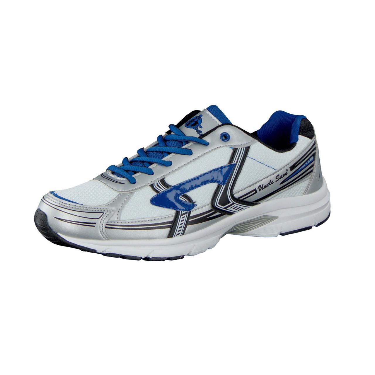 Chaussures de sport pour homme de 'Uncle Sam' avec semelle en Phylon, Couleur:gris/multi;Taille chaussure:43