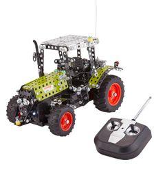 Tronico junior série R / C Claas Arion 430 tracteur Construction métallique 01:24, télécommande radio 4 canaux