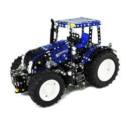 TRONICO Profi Serie NEW HOLLAND T8.390 Traktor Metallbaukasten Maßstab 1:16