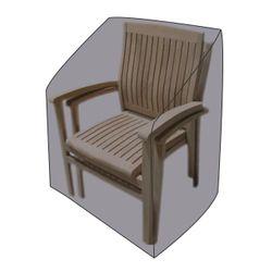 LEX Schutzhülle für Stapel- und Relaxstühle, 65 x 65 x 150/110 cm, Tragetasche