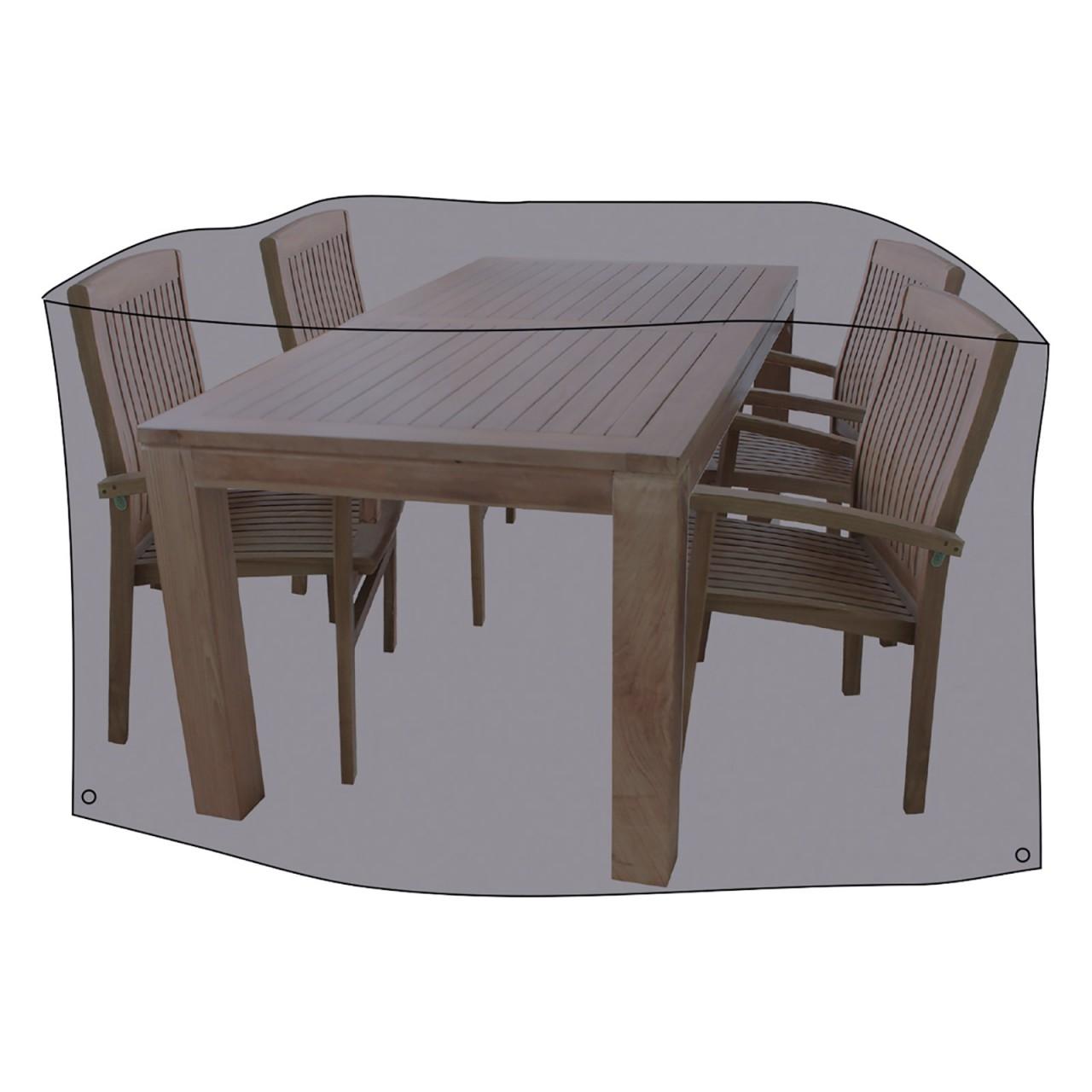 lex schutzh lle f r sitzgruppen 200 x 95 cm tragetasche. Black Bedroom Furniture Sets. Home Design Ideas