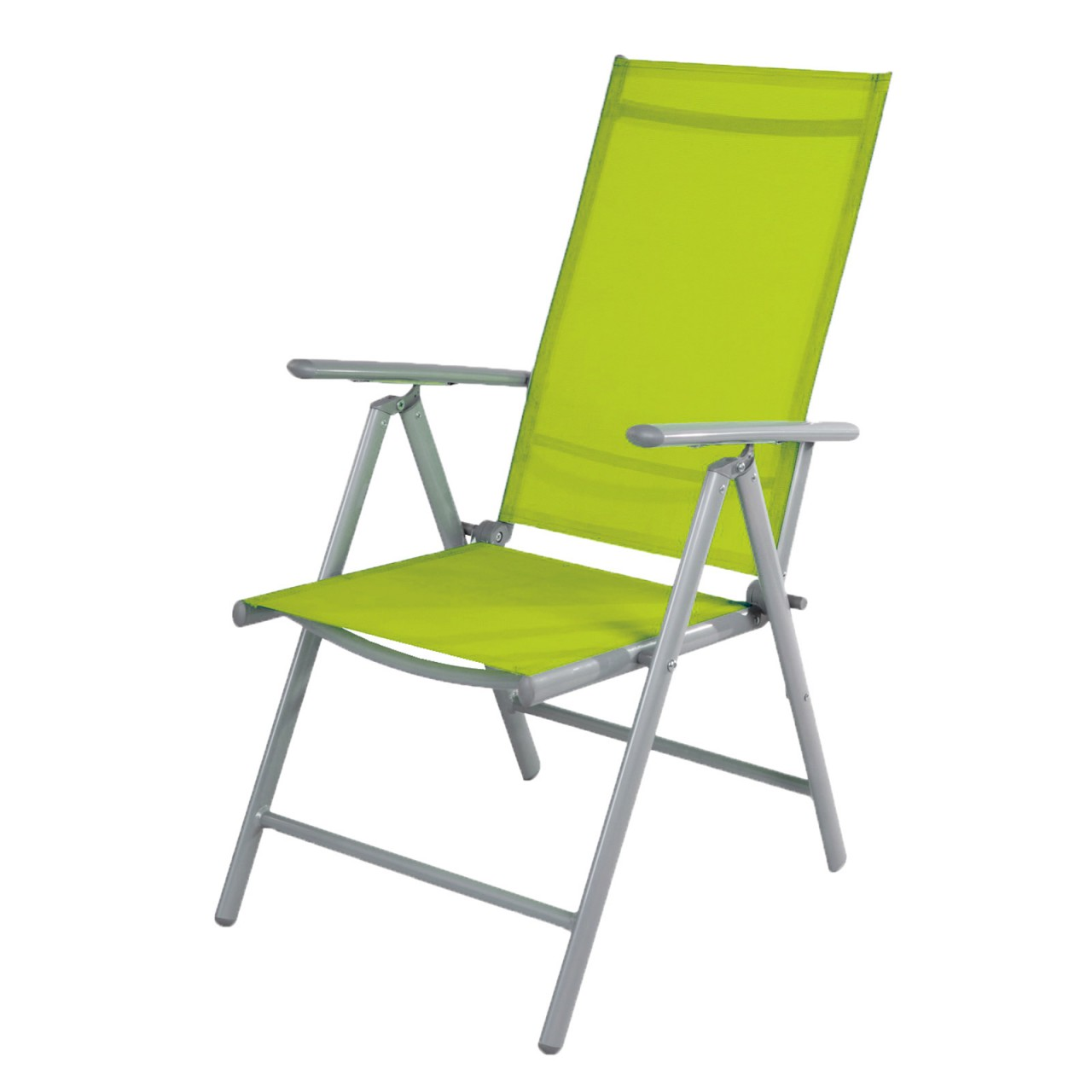 Remarkable Lex Folding Chair 7 Positions Yellow Green Gmtry Best Dining Table And Chair Ideas Images Gmtryco