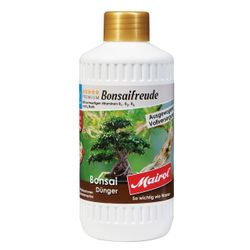 MAIROL Premium Bonsai Dünger Bonsaifreude Liquid, 500 ml