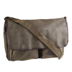 Shoulder pocket in suede optics leisure pocket unisex L&F 30050