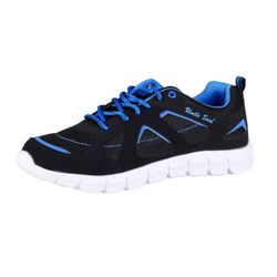 Uncle Sam Men's Running Shoes Blue/Black