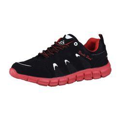 Uncle Sam Men's Running Shoes Black/Red