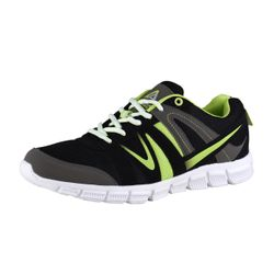 ACTION ACTIVITY Herren Fitness Schuhe, Schwarz/Multi